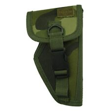 Woodland Camo Small Right Hand Gun Belt Holster BB Airsoft Pistol Tactical 205CR