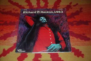 ♫♫♫ Richard P. Havens - 1983, Verve FVS 9518/19 Promo FOC Vinyl LP Top!! ♫♫♫