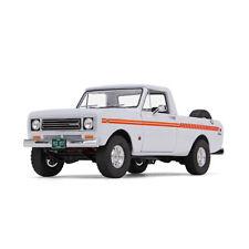 2016 1:25 FIRST GEAR 1:25 = 1979 International Scout Terra Pickup GREEN & WHITE