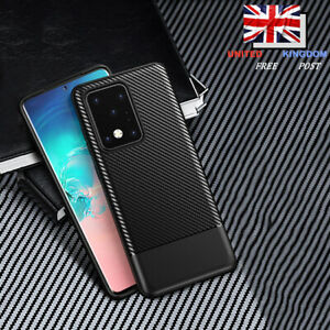 Case for Samsung Galaxy S10 S20 Ultra S9 8 Note10 Plus Shockproof Slim-Fit Cover