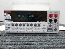 Keithley 2400 Smu 5 In 1 Sourcemeter Instrument 2400 Series Sn 4125908