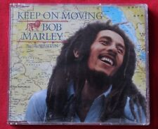 Bob Marley, keep on moving, Maxi CD