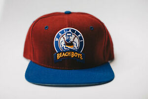 Waikiki Beach Boys Logo MiLB New Era Snapback Wool NWOT