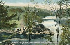 MILLERS FALLS MA – Union of Connecticut and Millers Rivers