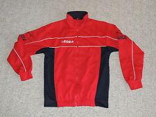 Legea Jacke Sportjacke Fußballjacke Aufschrift FFC Trainingsjacke S M 38 40 42