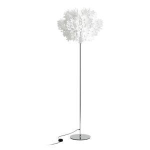 Slamp Fiorella Stehleuchte Standleuchte Stehlampe Lampe Designlampe Weiß 190cm