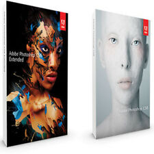Adobe Photoshop Extended CS6 - Englische Pc Vollversion Windows & MAC