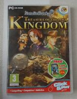 PC CD GAME - Natalie Brooks  Treasure of the Lost Kingdom - Hidden Object Game