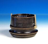 Carl Zeiss Jena Tessar 4.5/18cm Objektiv lens für Großformat 10x15cm - (101825)