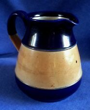 Vintage Royal Doulton Jug. Blue.