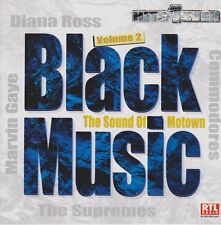 DCD Black Music the sound of Motown (Diana ross, Four tops, Jackson 5)