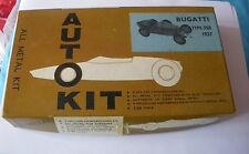759 Scatola vuoto Auto Kit AK 005 Inghilterra Bugatti Tipo 35B 1927