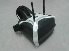 SJ-V01 5.8GHz 40CH FPV Goggles 1280x800 HDMI RC Racing Drone Headplay Fatshark