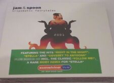 Jam & Spoon - tripomatic fairytales - 2 CD/NEU/Digipak/2010