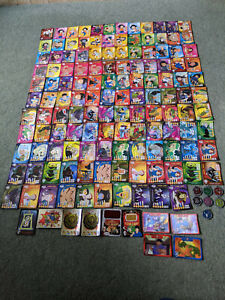 Jackie Chan Adventures - 21 Comics, Trading Cards, Talismans, and Collectors Tin