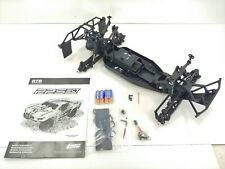 NEW: LOSI 22S SCT 1/10 2WD SHORT COURSE TRUCK ROLLER SLIDER CHASSIS COMPLETE