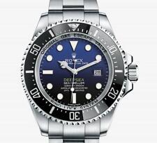 For Rolex Deep Sea Sea-Dweller HD Clear Crystal Protectors w Bezel n Sides