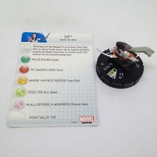 Heroclix Thor: The Dark World Movie set Sif #005 Gravity Feed figure w/card
