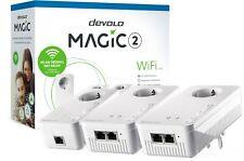 devolo Power WLAN Magic 2 WiFi Multiroom Kit 2-1-3