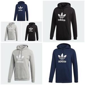 Adidas Original Trefoil Hoodie Men's Pullover Hooded Sweatshirt