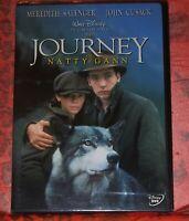 WALT DISNEY-THE JOURNEY OF NATTY GANN (DVD 2002)John Cusack- 1985/ FULL SCREEN
