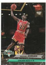 1992-93 Fleer Ultra Dunk Rank #16 Michael Jordan Chicago Bulls #216 NMT