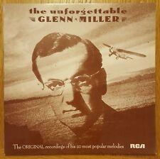 (II113) The Unforgettable Glenn Miller - 1977 - 12 inch vinyl