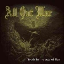 Truth In The Age Of Lies von All Out War (2017)