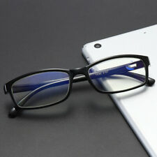 Fashion Retro Ultralight TR90 Full Frame HD Anti-Blu-ray Lens Reading Glasses