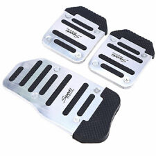 Universal Sports Non-Slip Car Pedal Manual Series kit Brake Pad Cover 3pcs/set