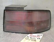 Oem 1995-1997 Cadillac Seville Right Pass tail light 35 1K1