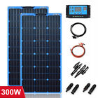 80W 150W 300W Semi-flexible Solar Panel For Car Battery Charger /Boat/Camping/RV