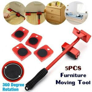 Heavy Furniture Shifter Lifter Wheels Moving Slider Mover Table Bed Sofa Removal