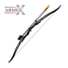 ARMEX ARCHERY WARRIOR 20lb RECURVE  BOW  KIT UK STOCK !!!!