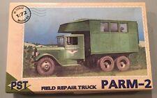 PST 1:72 PARM-2 Field Repair Truck Model Kit 72024