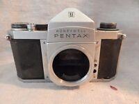 Vintage Honeywell Pentax H1a 35mm Camera