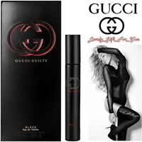 NEW IN BOX Gucci Guilty Black Eau de Toilette Spray for Women 7.4 ml /.25 OZ