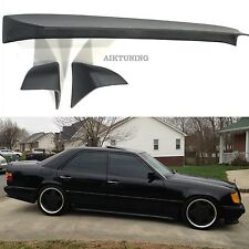 Mercedes-Benz W124 AMG Style Boot Tail Trunk Spoiler Wing Ducktail Lip Sedan