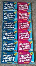 12 X Starter Stile Phonics For Reading And Spelling Books