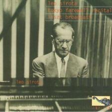 1-CD LEO SIROTA - TOKYO FAREWELL RECITAL (CONDITION: NEW)