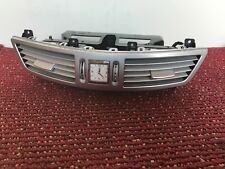 134# MERCEDES W221 S63 S550 S600 S65 DASH AIR CONDITION AC AIR VENT CLOCK OEM