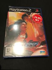 SNK vs Capcom SVC Chaos PS2 Play Station 2 Pal ESPAÑOL NUEVO  PRECINTADO