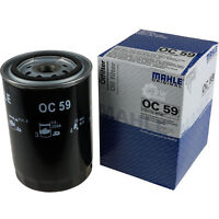 Original MAHLE Ölfilter OC 59 Oil Filter