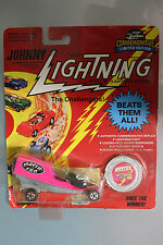 Johnny Lightning 1:64 Scale 1993 Commemorative Movin' Van Series G PINK