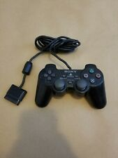 Sony Playstation 2 Official OEM DualShock 2 Analog Controller SCPH-10010 Tested