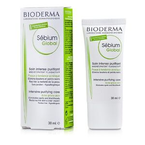 Bioderma Sebium Global Intensive Purifying Care for Acne Prone Skin 30ml