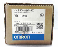 OMRON Temperature Controller E5CN-R2MT-500 100-240V New in box Free shipping