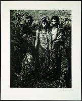 Politische Kunst 2016 Inkjet print Jiri Georg DOKOUPIL (*1954 CZ/D) handsigniert