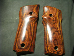 Smith & Wesson Model 645 Smooth Rosewood Pistol Grips NEW!