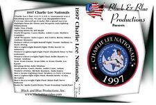 1997 Charlie Lee Nationals Karate Tournament DVD